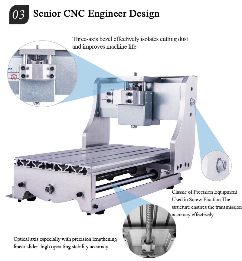 3020 CNC Frame 3axis (6)