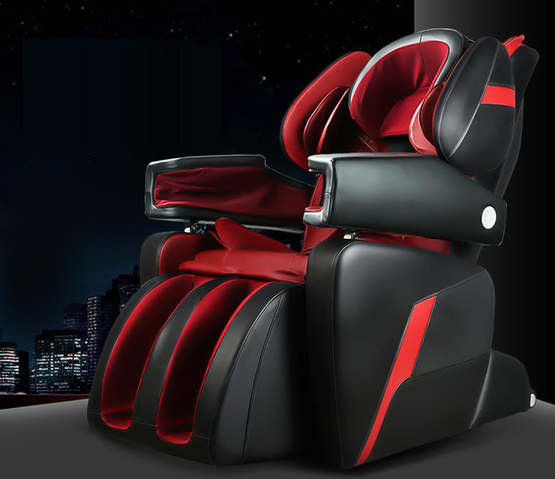 Manipulator massage chair Circular massage judo airbags Ergonomic design Soft and comfortable experience/tb180912/1 180616 home body multi function electric massage sofa chair 3d manipulator massage chair ergonomic design simulated massage