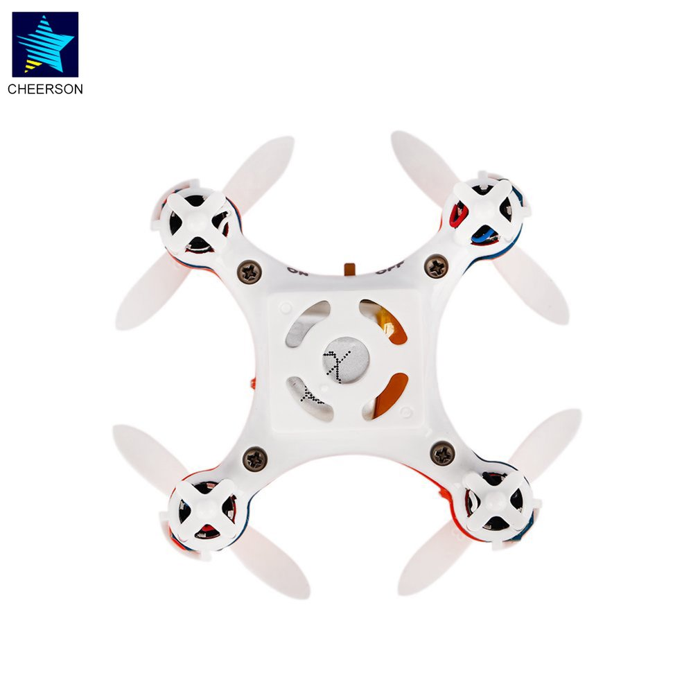 RC helikoptere Radio Control Aircraft Headless Mode Drone Quadcopter - Fjernstyret legetøj - Foto 4