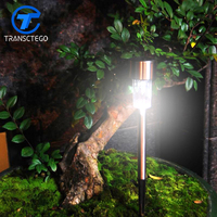 Solar Outdoor Nightlights LED Night Lamp Charging Luminous Lamp Light Control Night Light Energy Saving