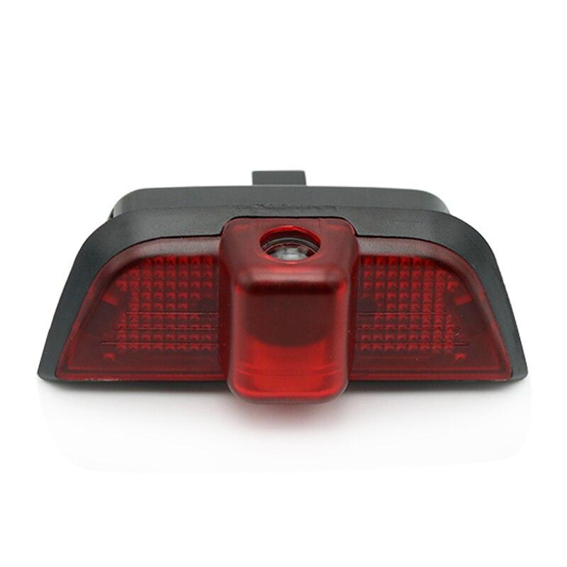 2 предмета светодиодный дверь Logo Добро пожаловать Световой Лазерный проектор Ghost Shadow Light для Mercedes Benz W204 C Class C180 C200 C350