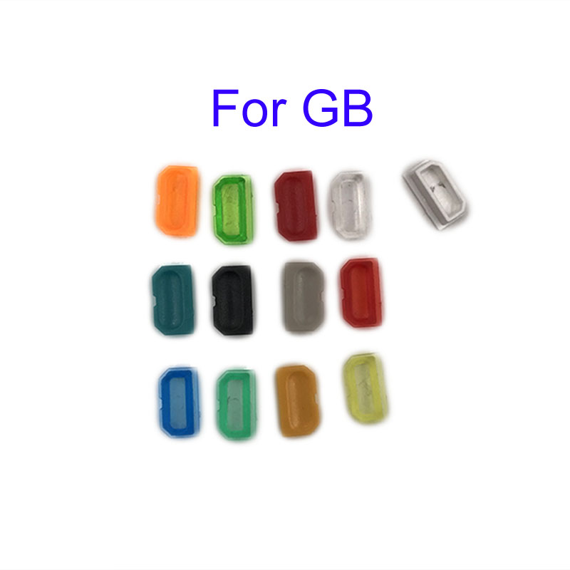 20pcs Multicolor Dust Cover For Game Boy GB Game Console Shell Dust Plug For DMG 001