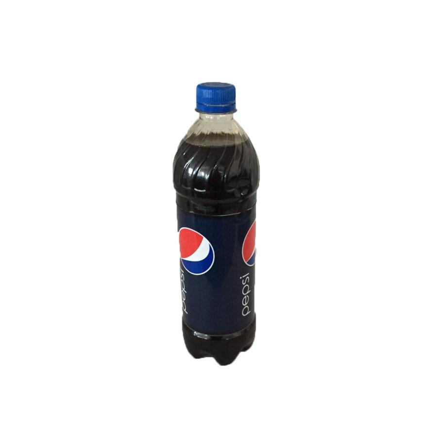 (Egy darab / tétel) Biztonságos Pepsi vizes palack szétszóródásbiztos (DIY Üres palack)
