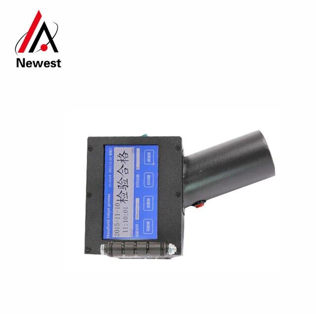 Màn Hình cảm ứng Cầm Tay Thông Minh USB QR 360 độ Máy In Phun Mã Hóa Máy Cho Thùng Carton Cao Su Kim Loại Thời Hạn Sử Dụng
