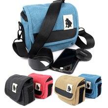 DSLR Камера сумка для Canon EOS M100 M50 M10 M6 200D 1300D 1200D 1100D 200D 100D 550D 600D 650D 700D 750D 760D 18-55 мм