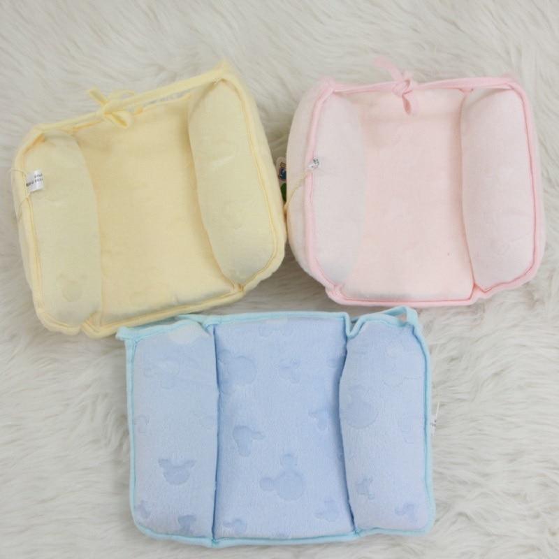 2016 m. Nauja karšto kūdikio pagalvė kūdikių pagalvės kūdikio formos kūdikio pagalvė Kūdikio patalynė ovalo formos 100% medvilnės kūdikio formavimo pagalvė