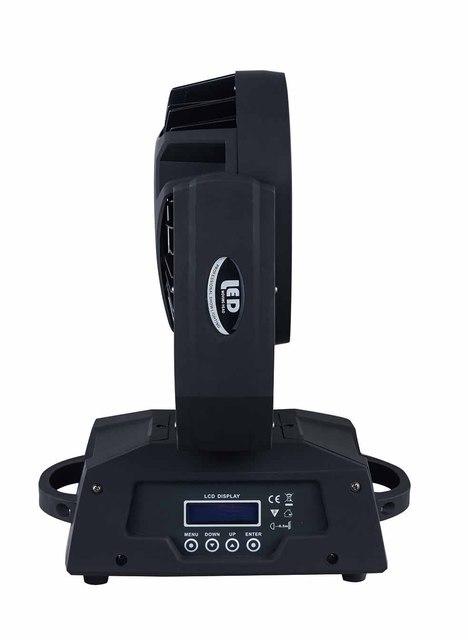 Prolight luz do estágio do dj 36 pcs * 15 W 5 em 1 RGBWY led zoom moving head wash iluminação de discoteca efeito para bar ktv