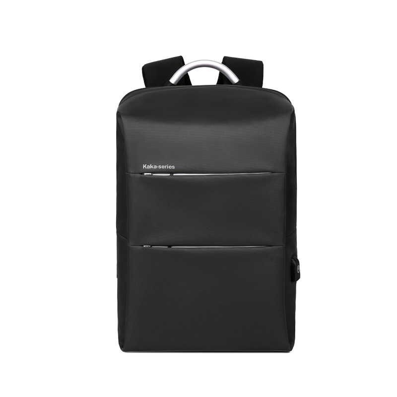 Кака анти вор рюкзак с usb-портом 15,6 ноутбук рюкзак для wo для мужчин мужской школьный рюкзак мужской бизнес путешествия рюкзаки обувь мальчиков девочек