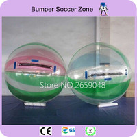 Free Shipping 1.5m diameter 0.8mm thickness Zorb Ball Giant Water Ball Inflatable Zorb Water Walking Ball Walk On Water
