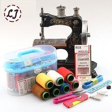 10 видов инструментов, новые практичные игольчатые нитевые наконечники, ведущая машина для хранения, костюмы с бантом, комплекты для домашнего шитья, аксессуары для одежды DIY