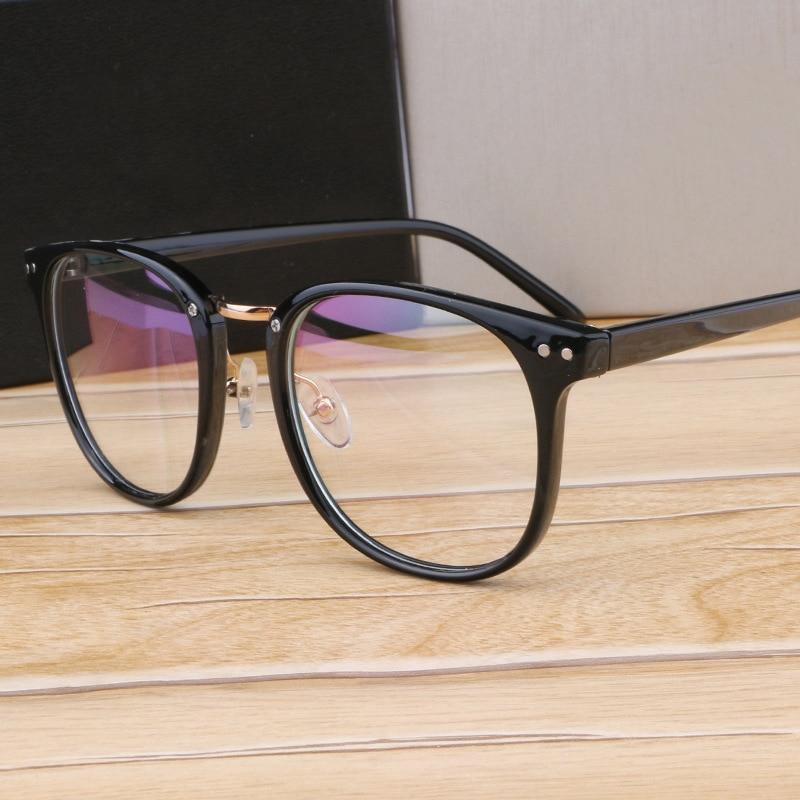 Large Frame Computer Glasses : Fashion Women Glasses Frame Vintage Computer Goggle ...