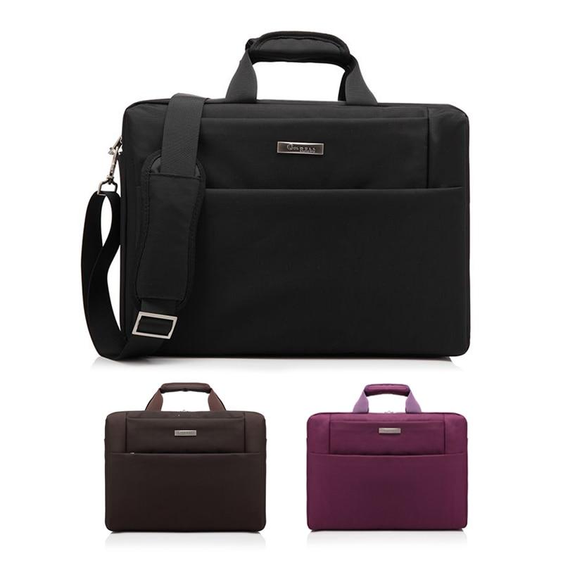 ФОТО 2016 Hot Fashion New Universal Laptop Notebook Shoulder Bag Case 15  inch bag