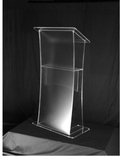 Acrylic Table Acrylic Lectern Acrylic Podium Lectern Acrylic Pulpit Plexiglass Speaker Stand