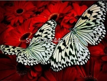 5d Diamond embroidery sunflowers Butterfly Painting Cross Stitch kits resin rhinestones Full Mosaic Decoration