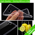 For Samsung Galaxy Alpha G850F Ultra-thin Soft TPU Gel Back Case Protector Cover