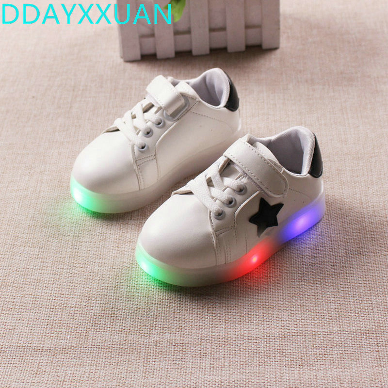 Girls-shoes-kids-fashion-leisure-comfortable-autumn-bright-basket-Led-boys-7-colour-glowing-sneakers-children-shoes-with-light-5-2