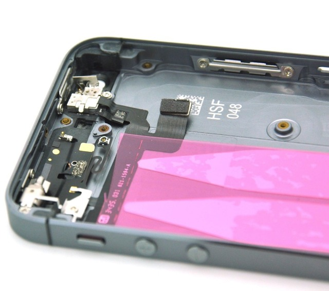 45aed4152b87 Newly Tested for iPhone 5S Space Gray Black Replacement Complete Back Cover  Housing Assembly Midframe Chassis Full Assembled