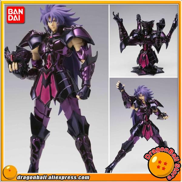Anime Saint Seiya Original BANDAI Tamashii Nations Saint Cloth Myth EX Action Figure - Gemini Saga Surplice saint