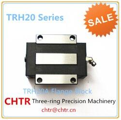 High precision linear flange block guide linear slide guide system trh20a.jpg 250x250
