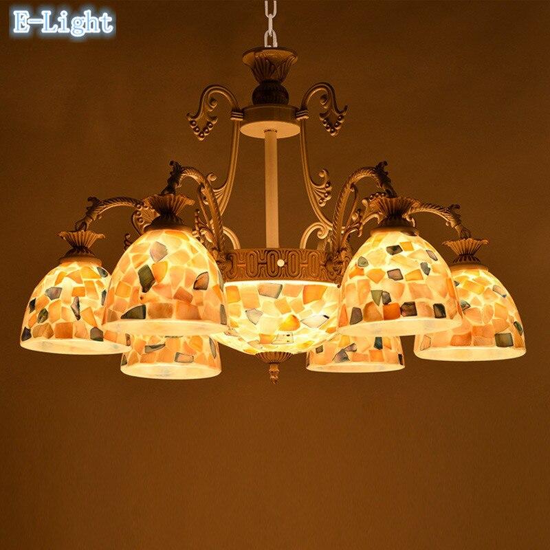 Aliexpress.com : Buy Mediterranean Sea Style Pendant Lamps