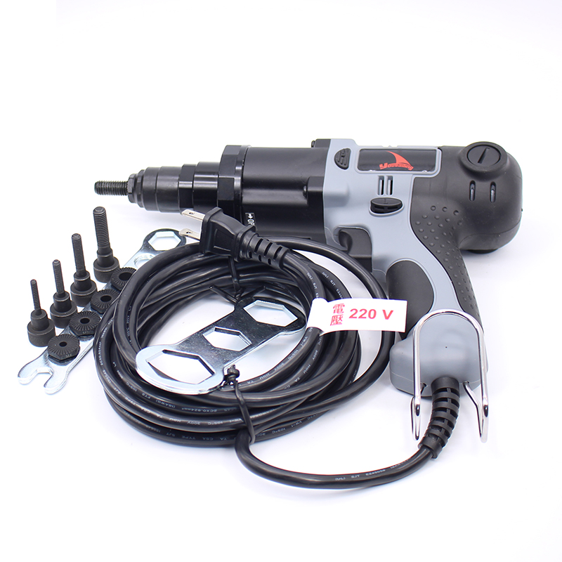 M4-M10 nut electric riveter gun 2