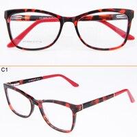 Modern Japanese Acetate Spectacle Frame Custom Logo Printing Glasses Eyewear Optical Frame Wholesale China Optical Eyewear