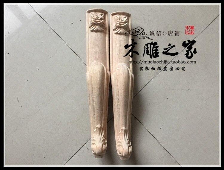 Tienda Online Madera dongyang talla de estilo Europeo rose mesa pies ...