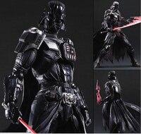 28cm Star Wars Action Figure Playarts Kai Darth Vader Toys Collection Model PVC Star Wars Vader