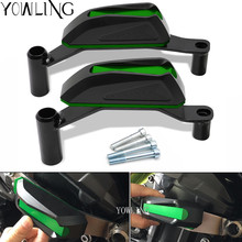 Motorcycle Parts Frame Crash Pads Engine Case Sliders Protector FOR Kawasaki Z900 2016 2017 2018 Falling Protection
