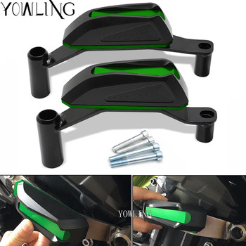 Motorcycle Parts Frame Crash Pads Engine Case Sliders Protector FOR Kawasaki Z900 2016 2017 2018 Falling Protection Z900
