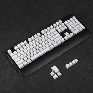 Image 5 - YMDK 108 PBT Double Shot Shine Through ANSI ISO OEM Profile Pudding Keyset For MX Mechanical Keyboard