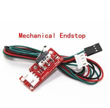 1PCS High Quality Mechanical Endstop For Reprap ramps 1.4 3D printer With independent packing