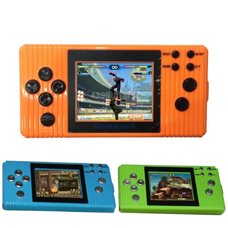 Para crianças jogo Handheld console de 3.0