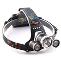 Ultra Bright Headlight head lampe frontale Headlamp CREE XML T6 LED head light 5000 lm for camping fishing hunting head torch