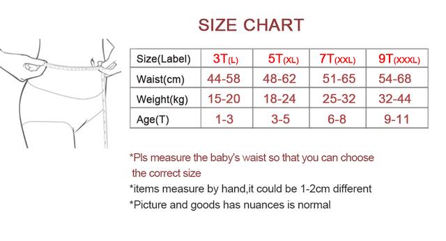 Children's Boxer age 2-12 years 5 Pcs/lot