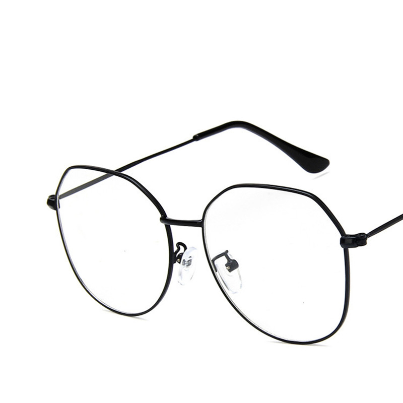 2019 Fashion Glasses Frame Women Myopia Computer Anti Blue Light Glasses points Vintage women 39 s glasses eyeglass frames Eyewear in Women 39 s Eyewear Frames from Apparel Accessories