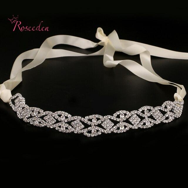 fashion bridal wedding headband Wedding party romantic crystal rhinestone hairba