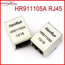 5 PCS Módulo HR911105A Single Port Conector RJ45 Com o Magnetismo E LEVOU
