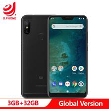 """Global Version Xiaomi Mi A2 Lite 3GB RAM 32GB ROM Snapdragon 625 Octa Core 5.84"""" 19:9 Full Screen Dual AI Camera Smartphone"""