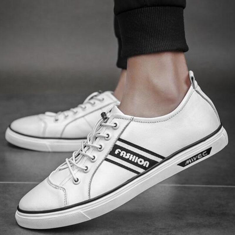 Zapatos ocasionales respirables planos de los hombres de la venta - Zapatos de hombre - foto 1