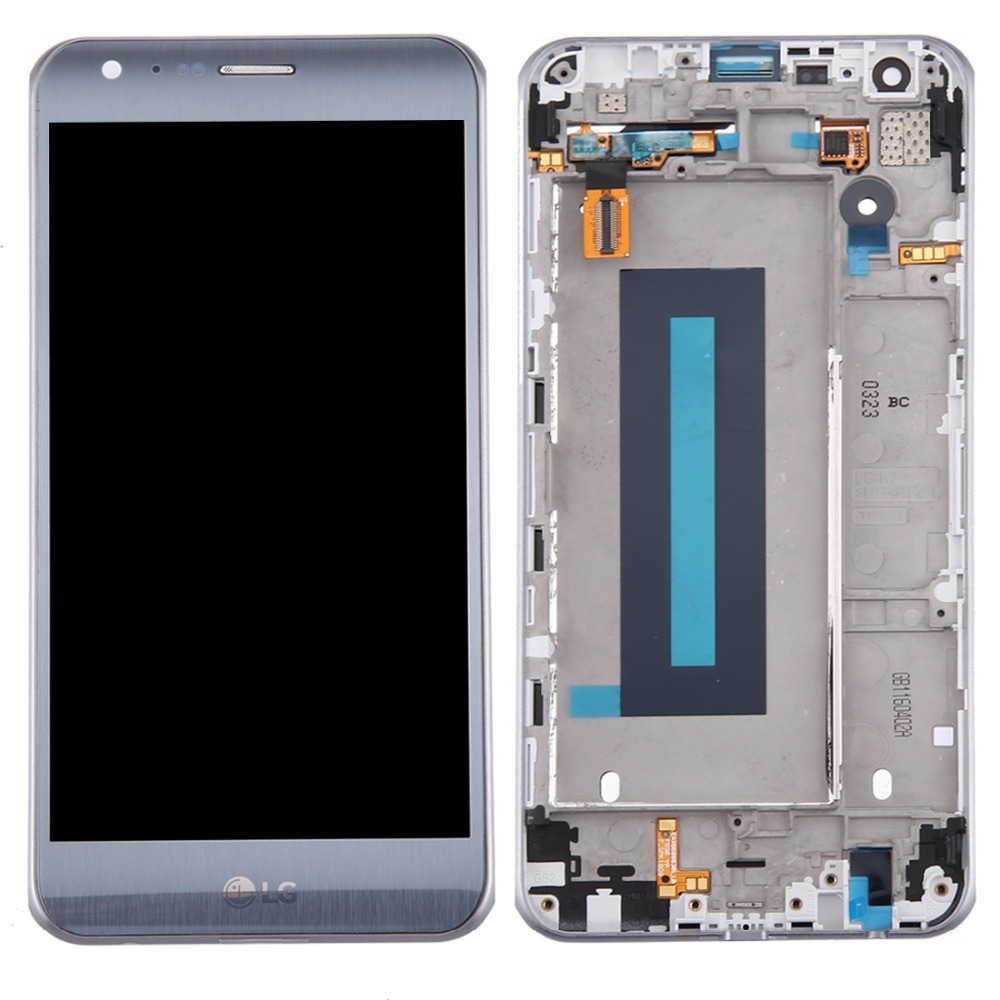 iPartsBuy for LG X Cam / K580 / K580I / K580Y LCD Screen and Digitizer Full Assembly with FrameiPartsBuy for LG X Cam / K580 / K580I / K580Y LCD Screen and Digitizer Full Assembly with Frame