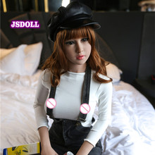 Silicone sex doll real the sexual dolls 140cm Metal skeleton realistic female big breasts vagina adult sexy big ass pussy Japan