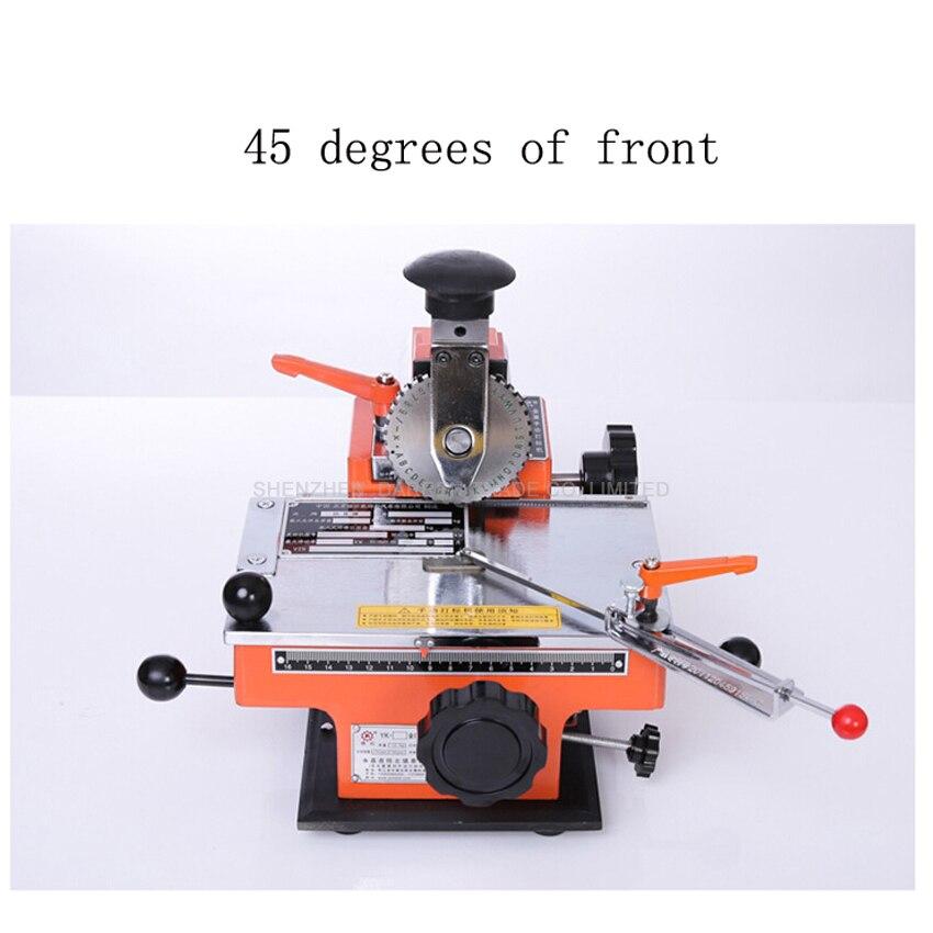 YL-360 półautomatyczne instrukcja maszyna do znakowania maszyny, aluminium etykietowania maszyna do kodowania, parametrów urządzenia drukarka etykiet