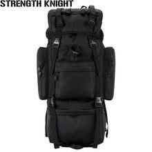 Men's New Military Tactical Backpack Waterproof Oxford 1680D Hiking Camping Backpacks Outdoor Wear-resisting Bag Camouflage Bag недорого