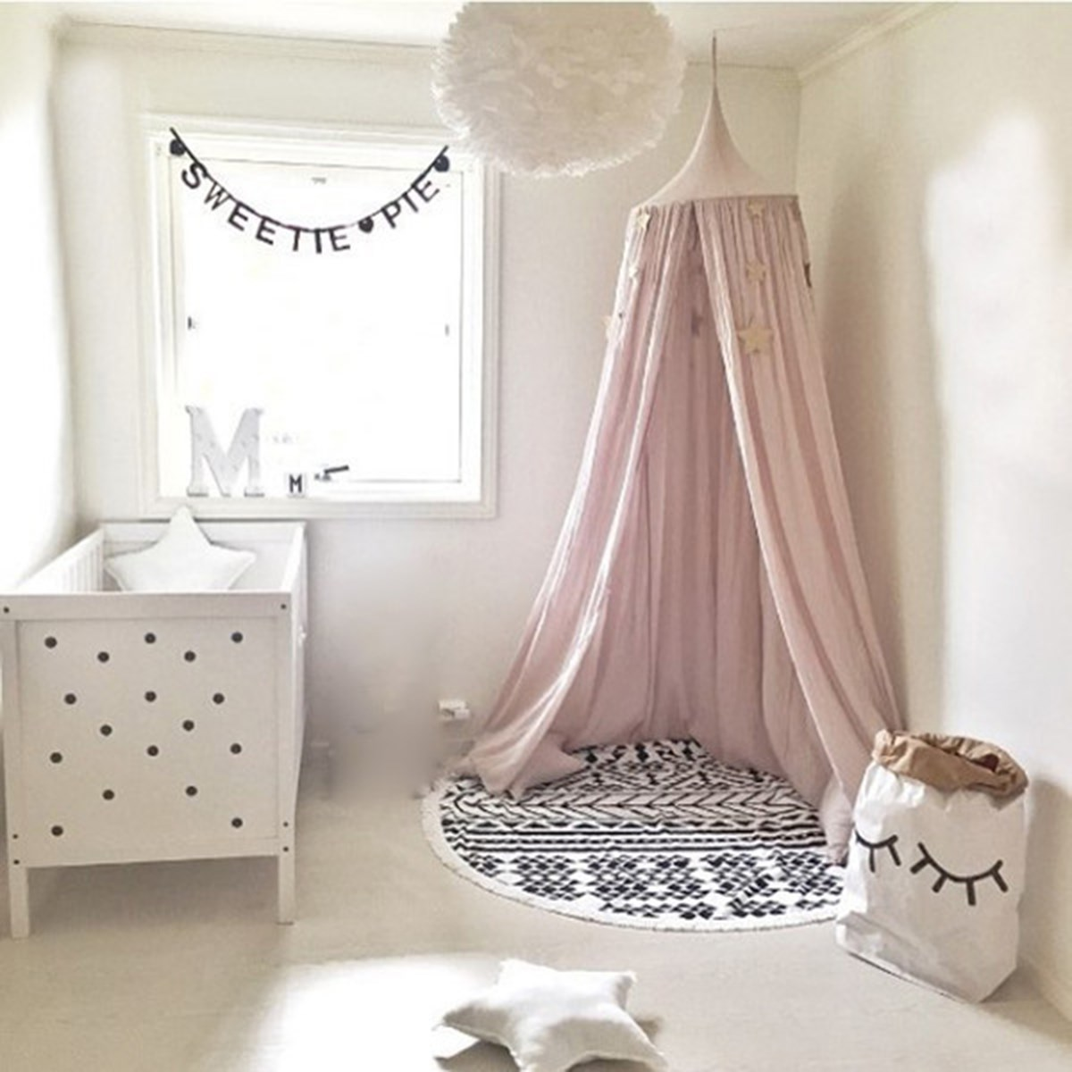 Mosquito Net Curtain Kids Baby Bedding Dome Bed Canopy Netting Bedcover for Baby Kids Reading Playing Home-in Mosquito Net from Home u0026 Garden on ...  sc 1 st  AliExpress.com & Mosquito Net Curtain Kids Baby Bedding Dome Bed Canopy Netting ...