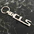 3D Metal keyrings CLS Car keychain keyring for Mercedes