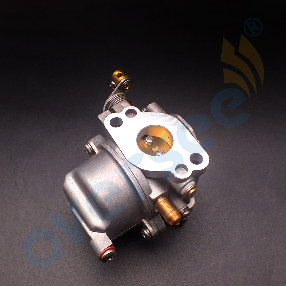 67D-14301-13 Carburetor For YAMAHA 4HP 4 Stroke Outboard Motor 5HP 68D-14301-13 67D-14301