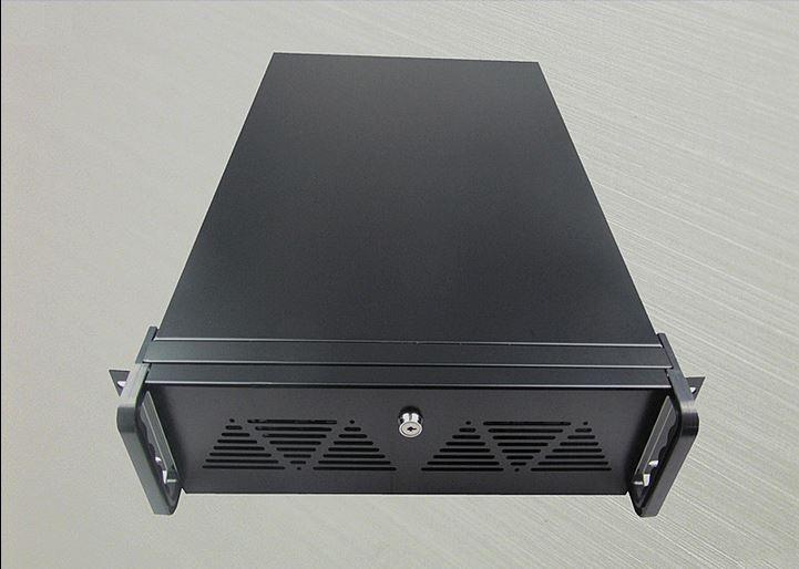 Сервер шасси группа замка 3У 550мм Промышленная МПК компьютер чехол