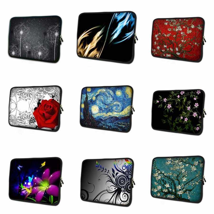 7 10 11,6 13,3 14 15,4 15,6 17,3 zoll Laptop liner Ultrabook Tasche Notebook schutzhülle PC hülse abdeckung für frauen männer NS-24818