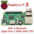 НА СКЛАДЕ 2016 Новый Оригинальный Новый Элемент 14 Raspberry Pi 3 модель B 1 ГБ RAM Quad Core 1.2 ГГц 64bit ПРОЦЕССОРА Wi-Fi и Bluetooth